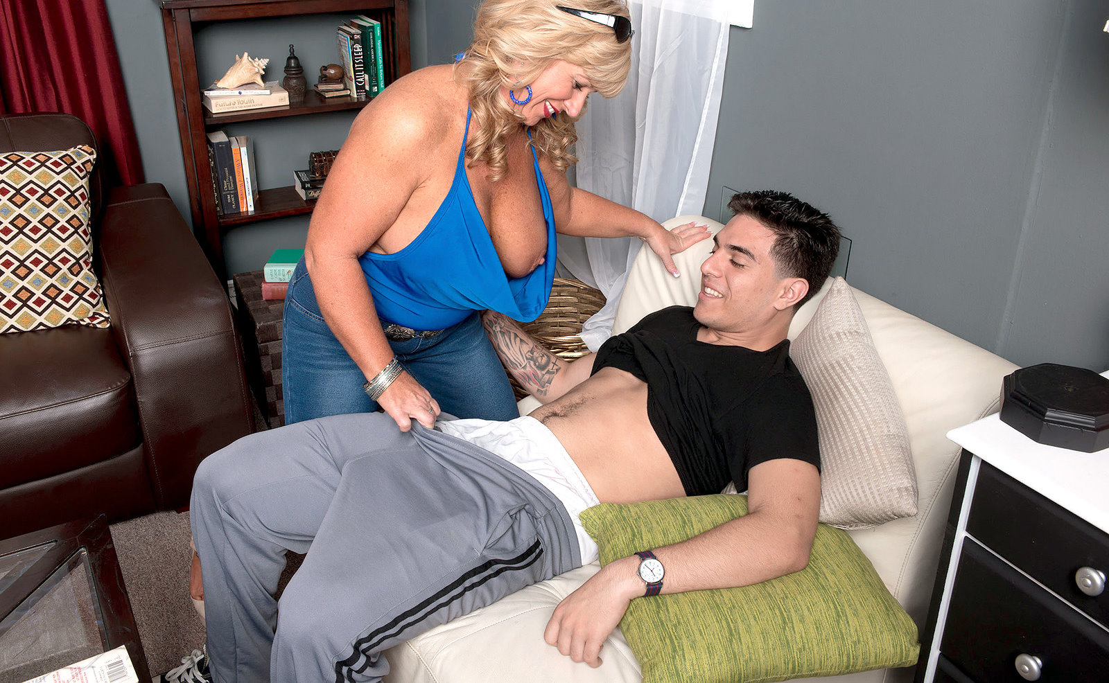 Amatuer wife massage